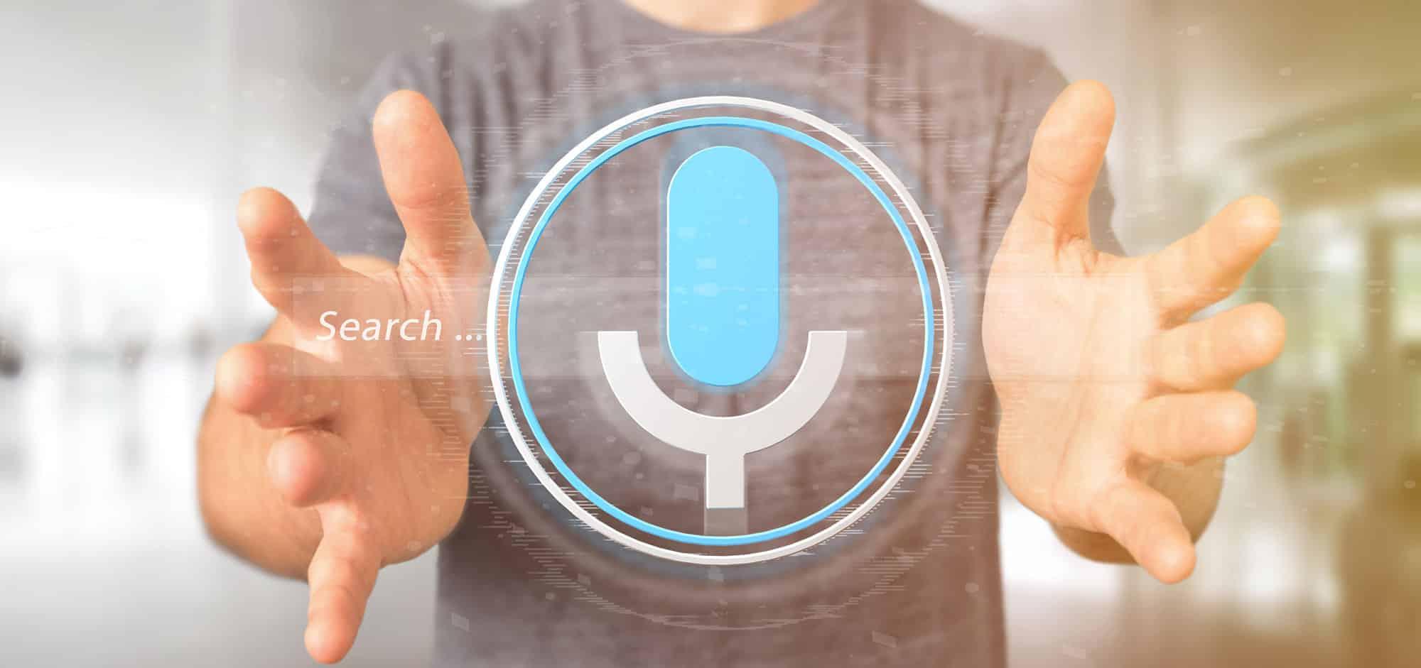 Recherche Vocale Et La Rédaction Web
