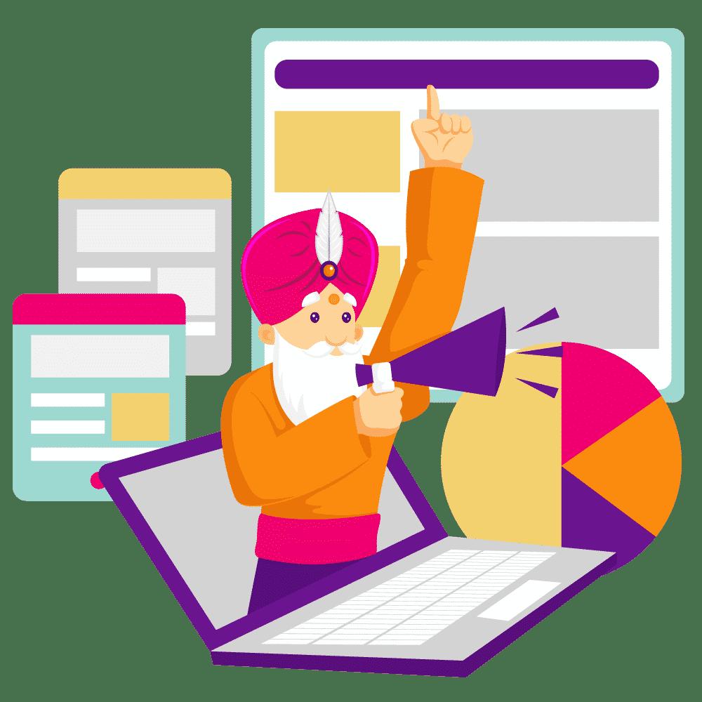 guru blogging
